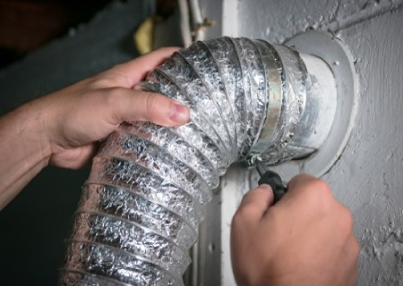 Hoover Chimney Sweep: Dryer Vent Services