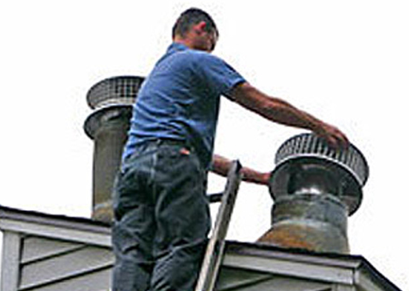 Hoover Chimney Sweep: Chimney & Fireplace Sweeping