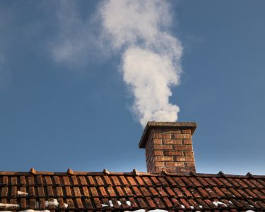 Needing a chimney inspection