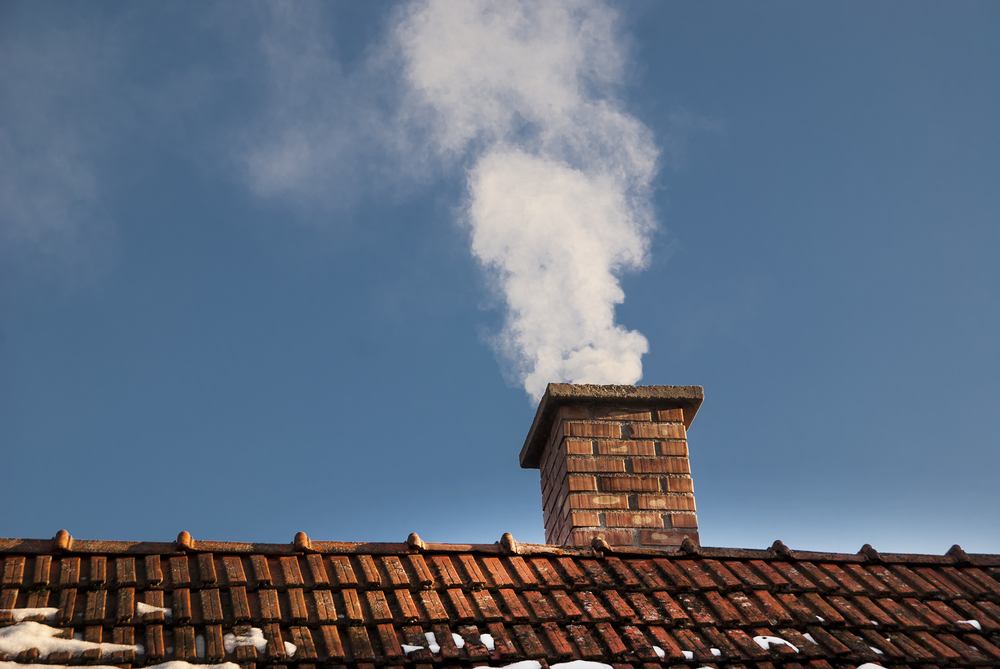 Needing a chimney inspection