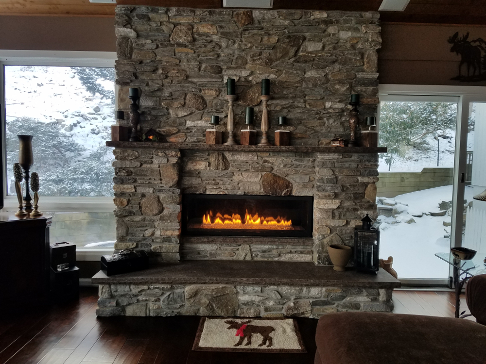 regular fireplace cleaning keeps your chimney nice