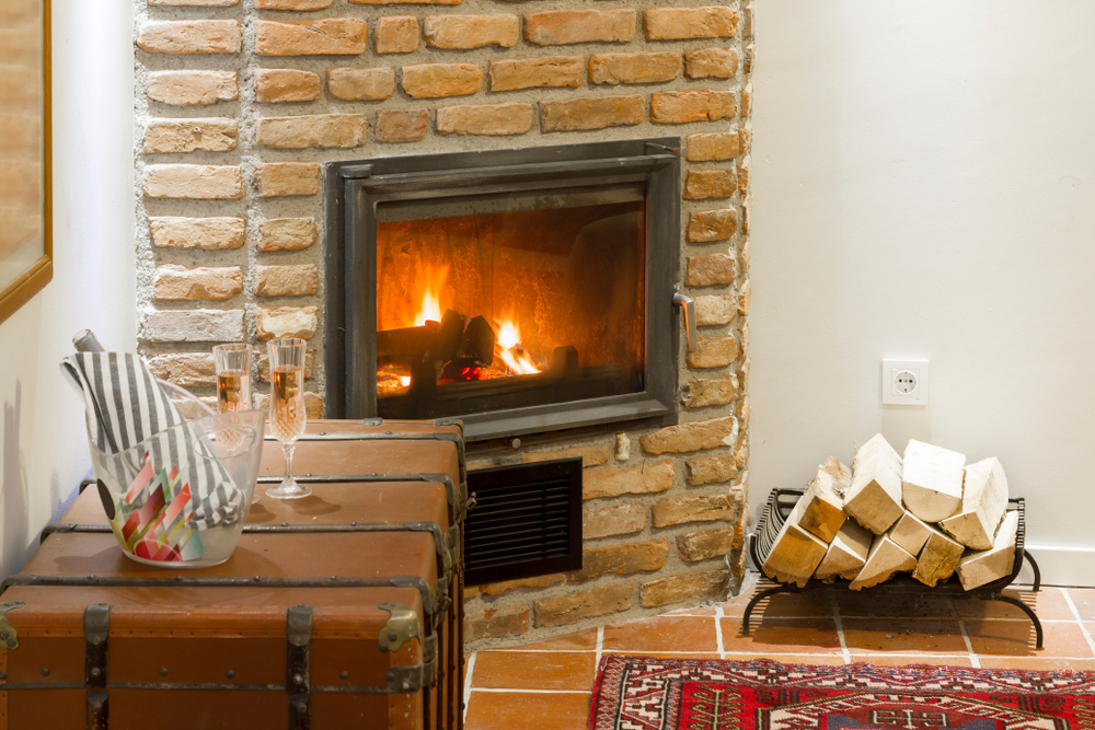 What You Need to Know When You Buy a Home With a Fireplace