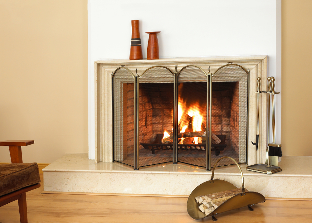 The Importance of Fireplace Screens