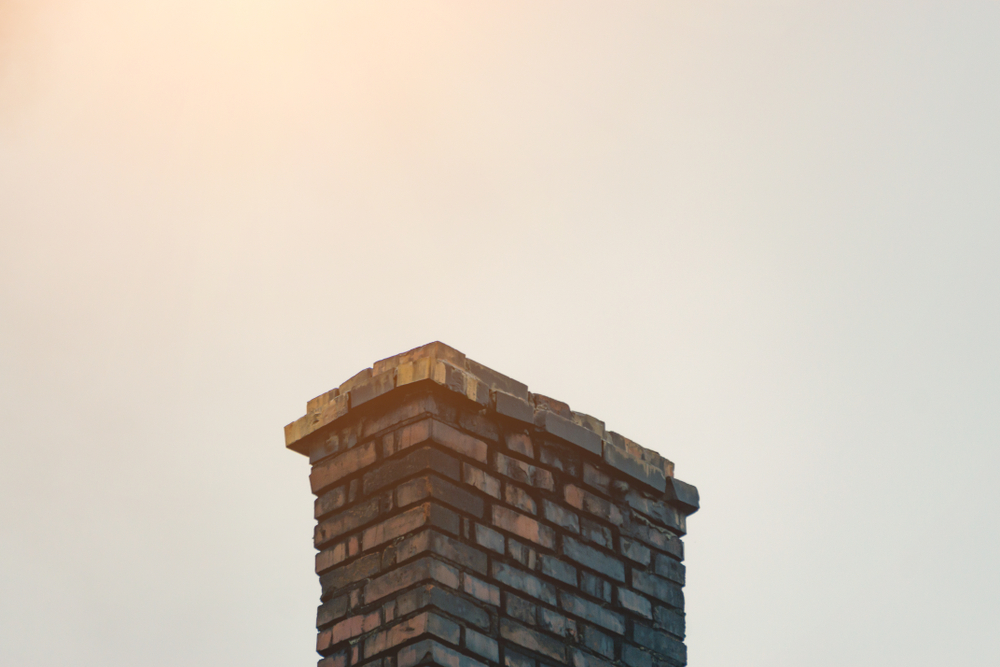 Use a quality chimney soot cleaner