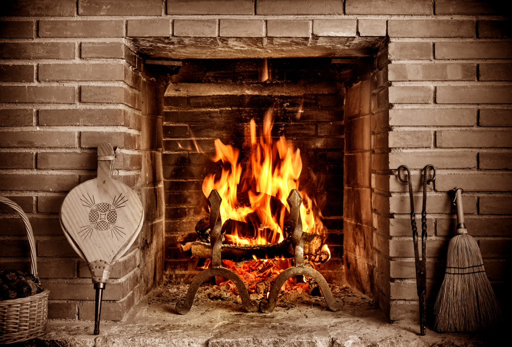 Chimney Flue Cleaning will Increase the Lifespan of Your Fireplace