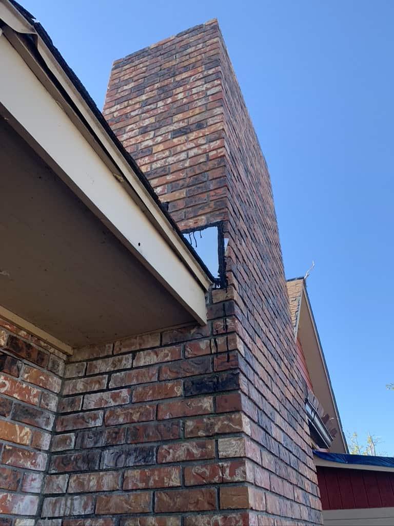 masonry chimney repair New Orleans