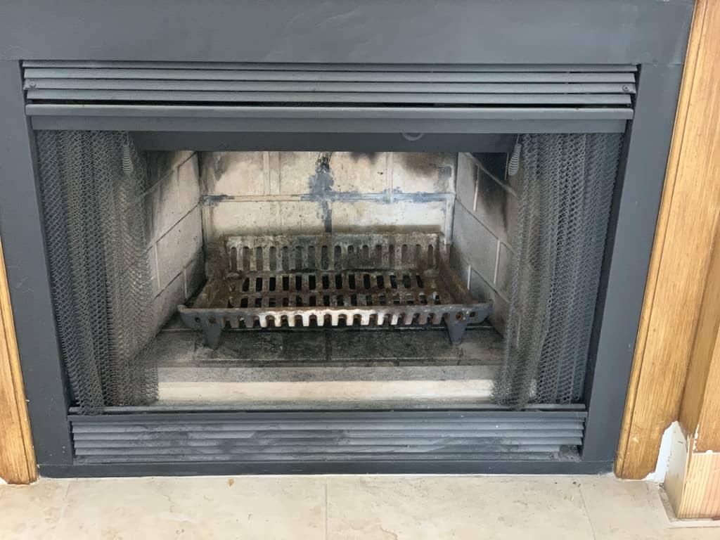 chimney firebox Savannah