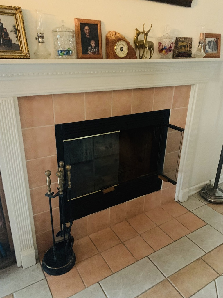 Tallahassee fireplace installation