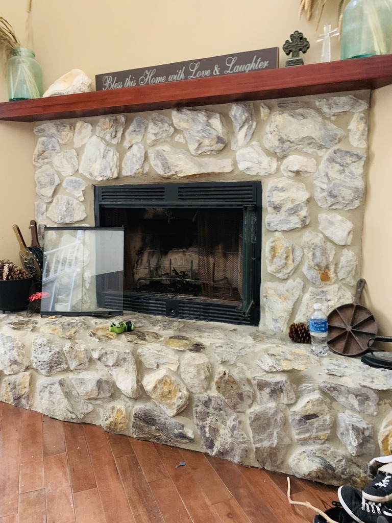 Orlando fireplace installation