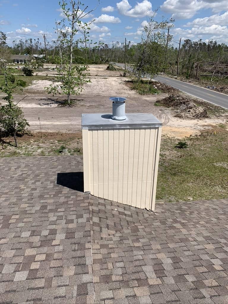Side Panel Chimney