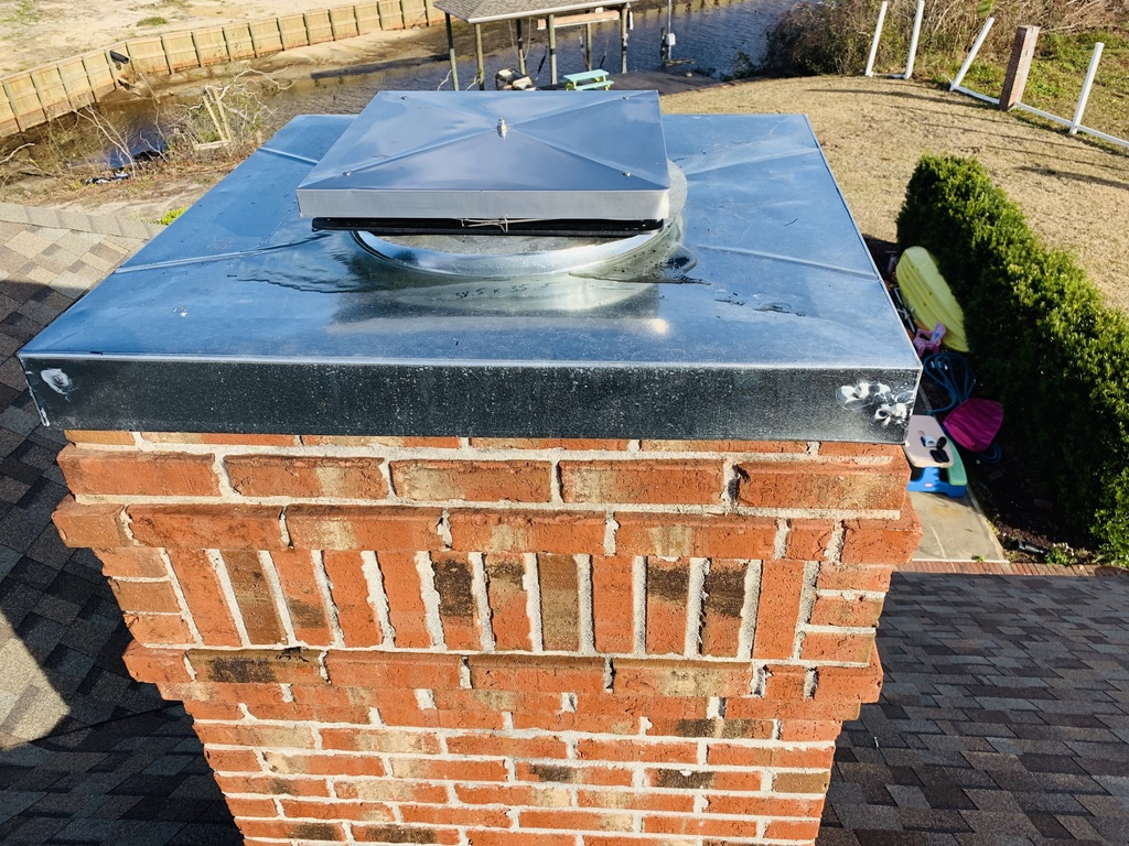 Why Install a Chimney Cap Even if You Don't Use Your Fireplace