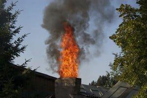 chimney-fire