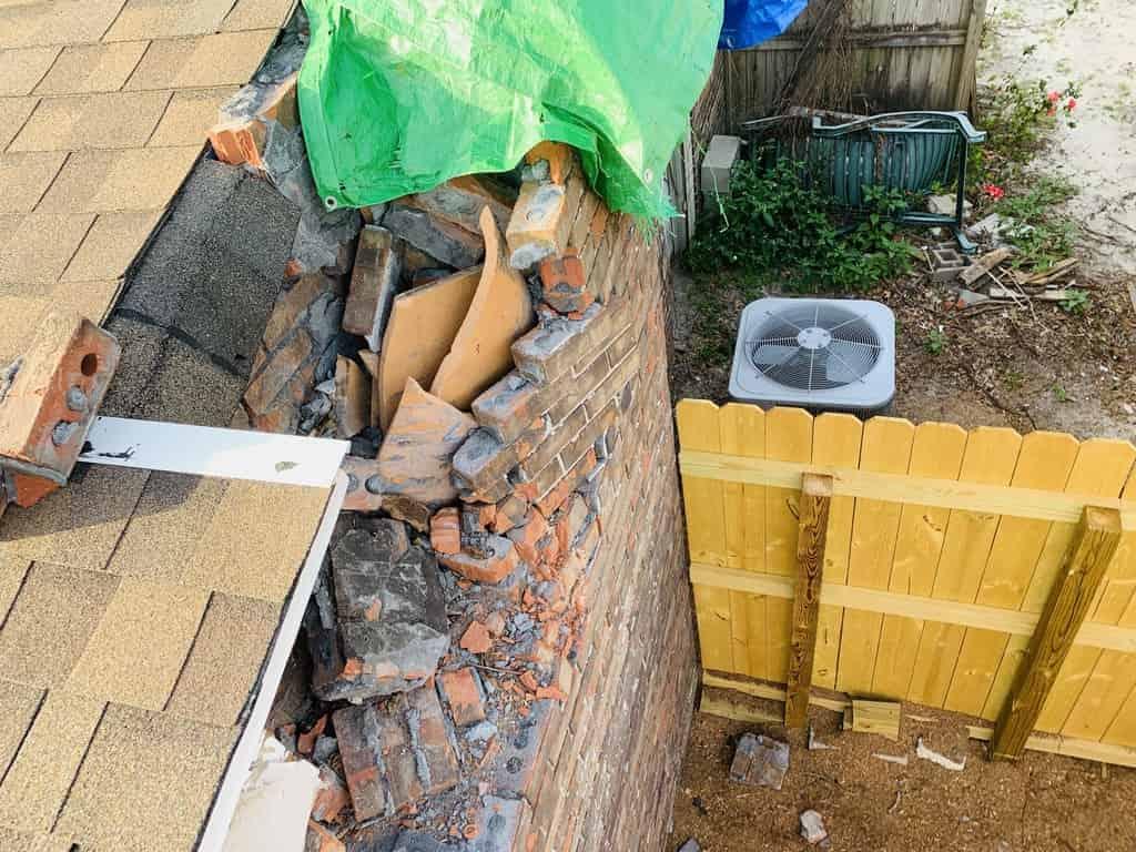 storm damage repair Birmingham