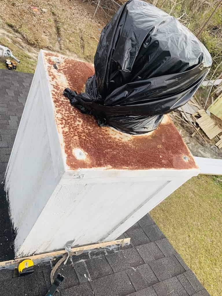 chimney cap installation Biloxi