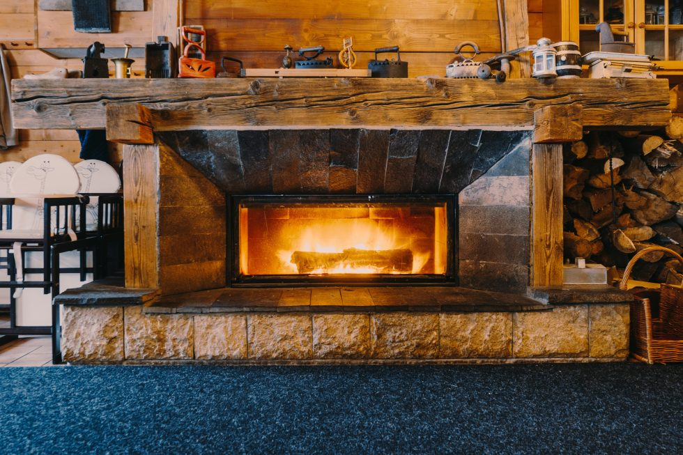 Five Helpful Fireplace Benefits