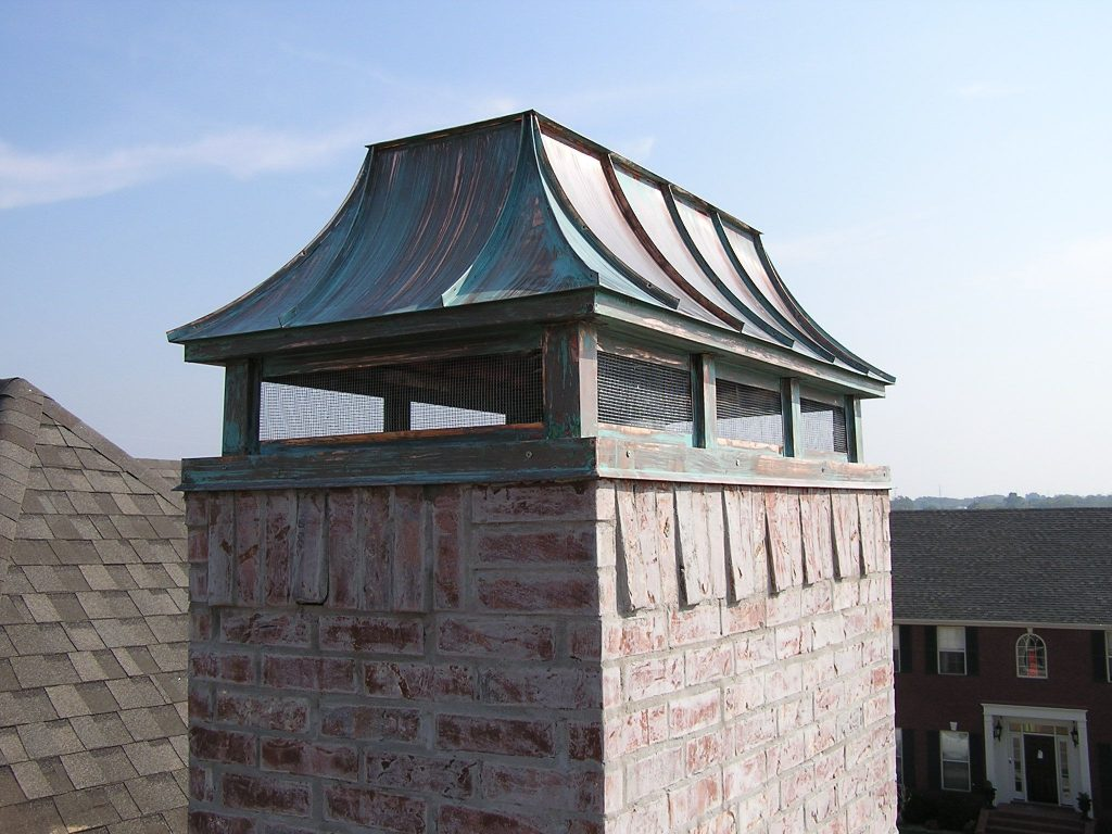 Chimney Cover Installation Pensacola