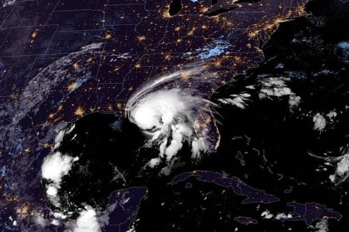 Hurricane Sally Chimney Repair