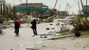 Storm Damage Louisiana