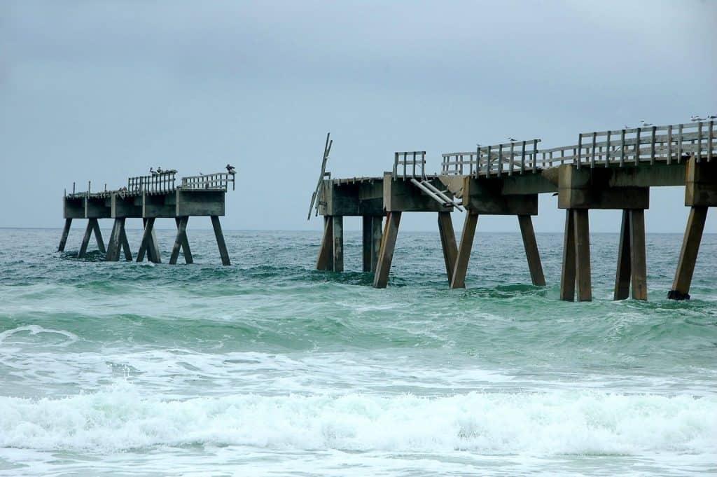 Hurricane Gulf Coast, Water Damage. Flooding, Allstar Chimney Sweep