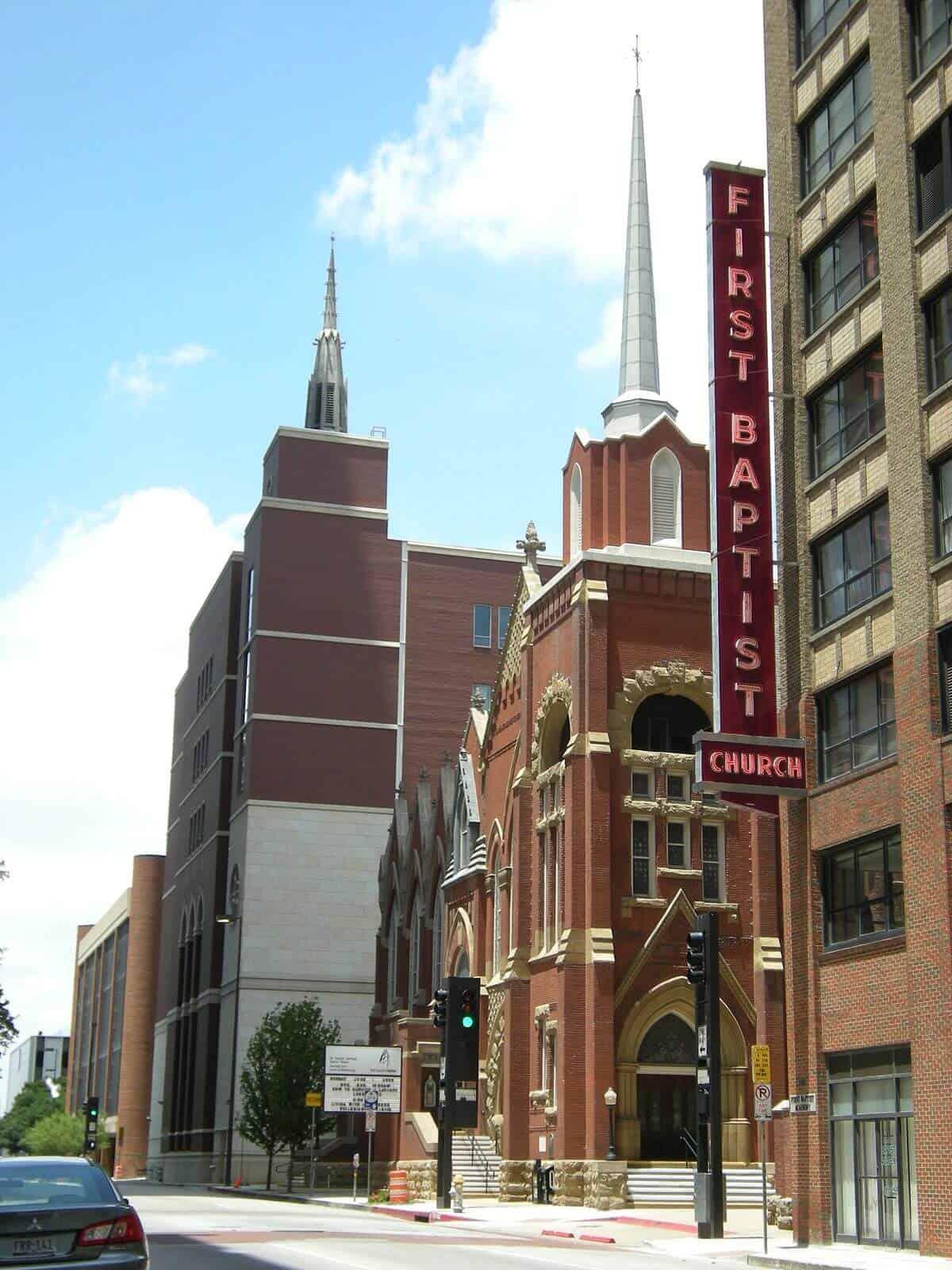 First Baptist Church Dallas Texas