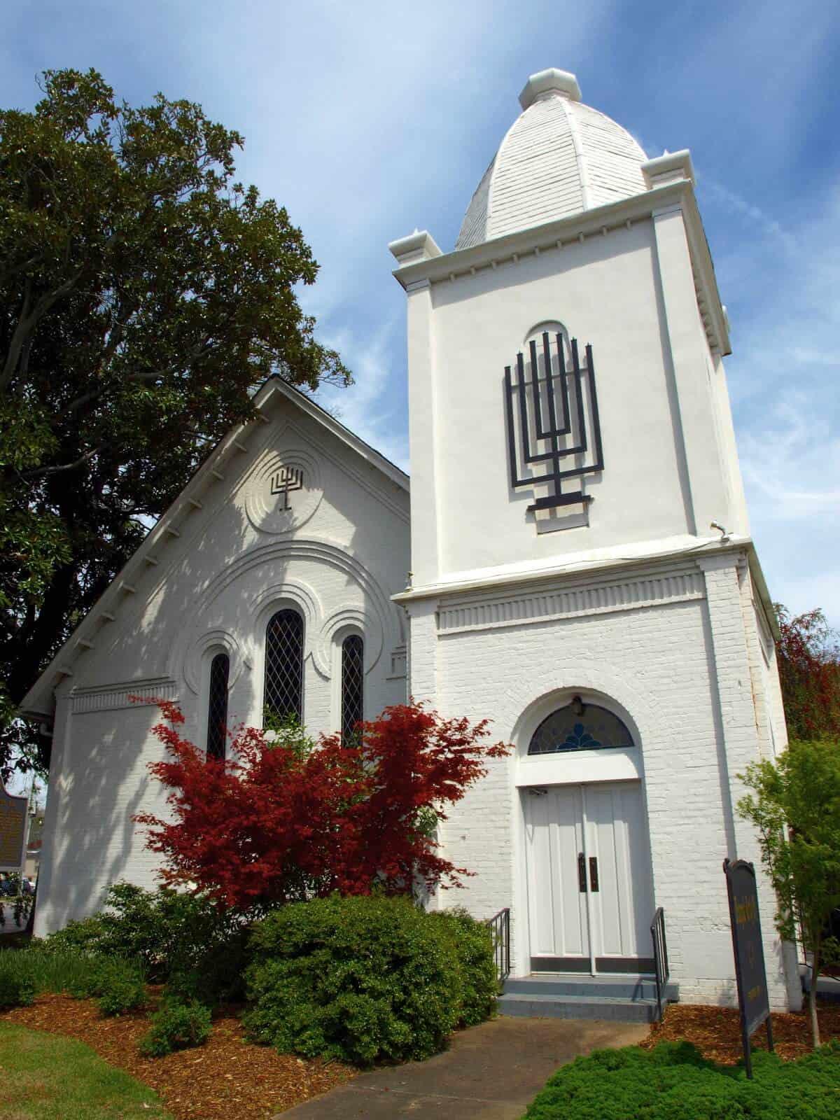 Church in Anniston