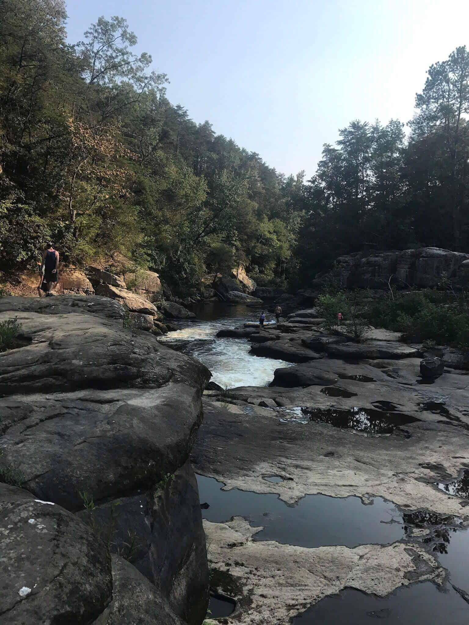 A river in Alabama